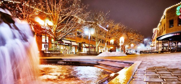 Old Town Square Fort Collins