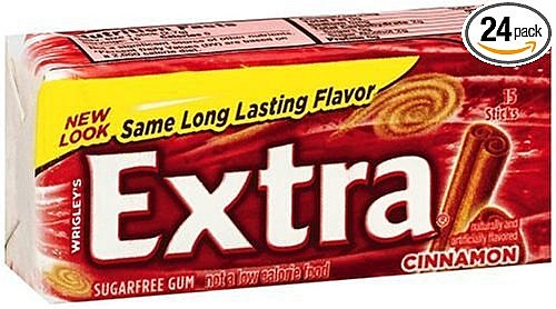 Extra Cinnamon
