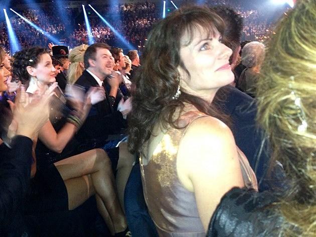 Jenny at the CMA Awards