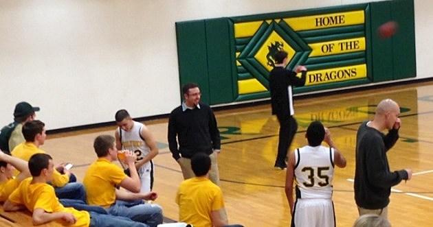 Nick coaching