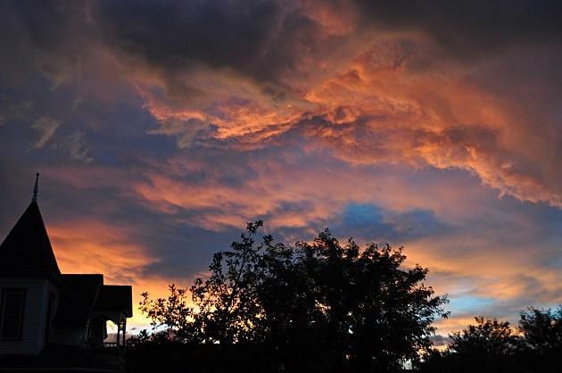 Sunrise September 18th, 2013 Windsor, CO
