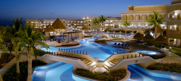 Hard Rock Hotel in Riviera Maya, Mexico