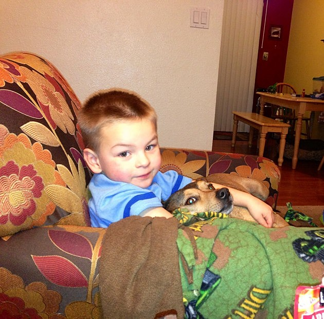 Zander and Chevy