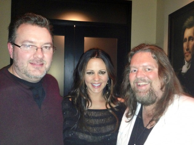 sara evans and good morning guys