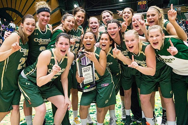 CSU Women Win Mountain West Conference
