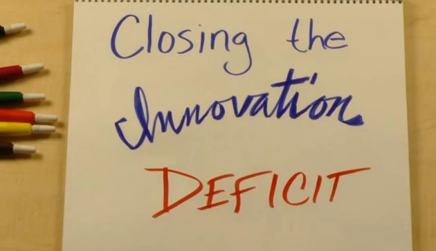 Closing The Innovation Deficit