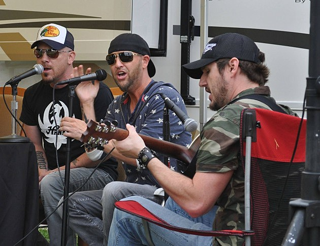 LoCash Cowboys at Greeley Stampede last year