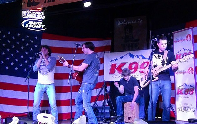 John King plays the Boot Grill for K99's New From Nashville Series