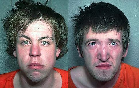 Pizza Hut Robbery Suspects Robert Alvarez & Treyton Schoulte