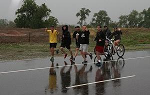 Law Enforcement Torch Runners
