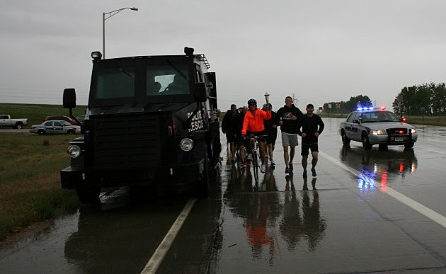 2013 Law Enforcement Torch Run to benefit Special Olympics