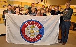Weld County Flag