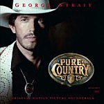 album cover pure country