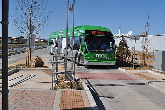 Fort Collins MAX Bus Rapid Transit Starts Service May 10