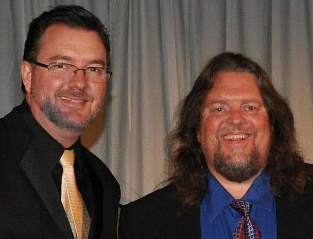 Brian & Todd hosting Crossroads Safehouse Gala