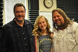 Kalani Hayden with Brian & Todd