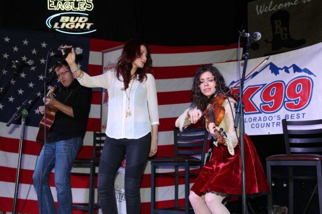 Katie Armiger at the Boot Grill in Loveland for our New From Nashville Series