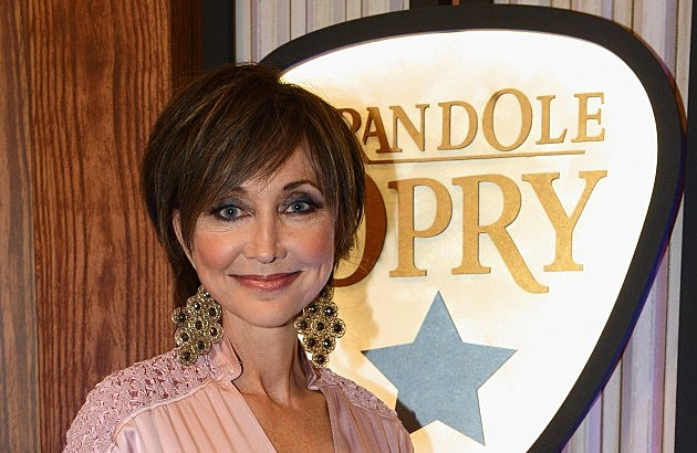 PamTillis at the Grand Ole Opry