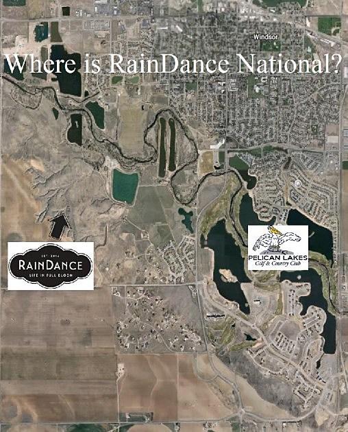 Site For Rain Dance National Golf Club