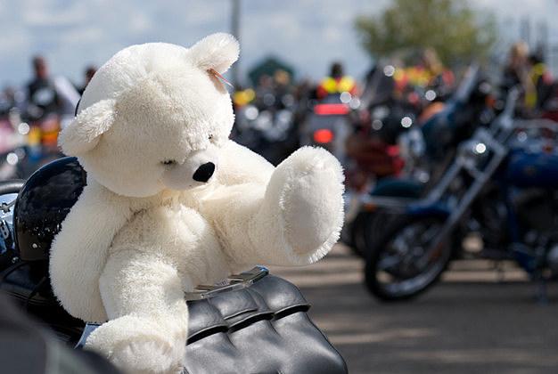 Motorcycle Toy Run