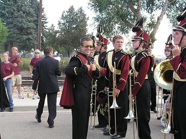 tyler Parade Duty