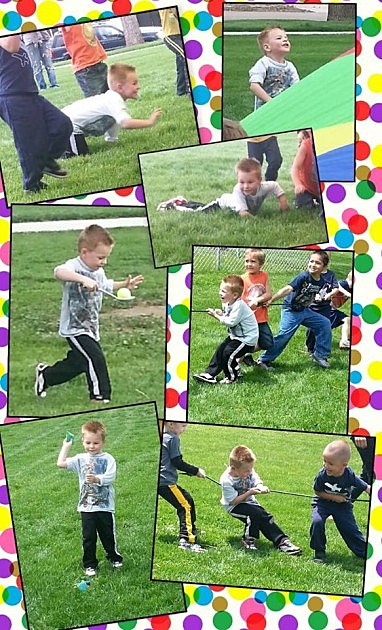 zander playday collage