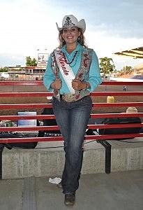 Miss Rodeo Colorado Rhianna Russell