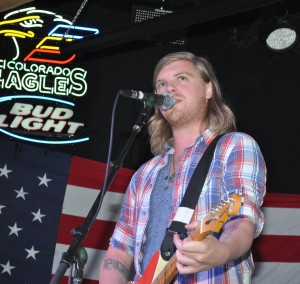 Joey Hyde at Boot Grill for New From Nashville