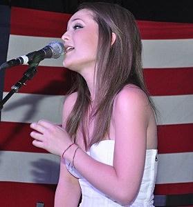 Kira Isabella at Boot Grill in Loveland