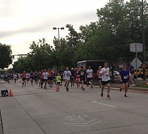 Competitors Father's Day 5K 2014