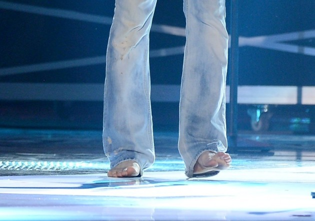 Jake Owens Bare Feet