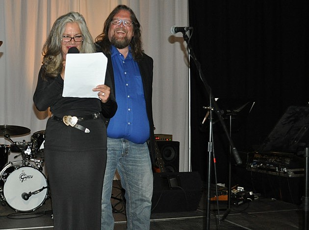 Susan Moore and Brian Gary host Waltz for the Wolves