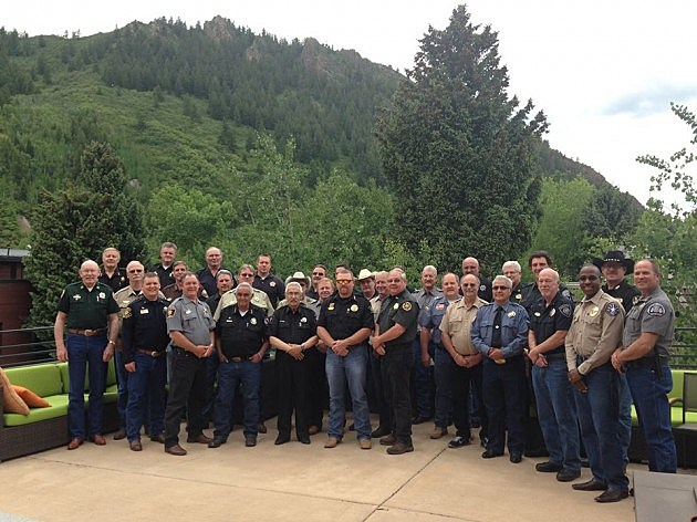 County Sheriffs of Colorado Conference