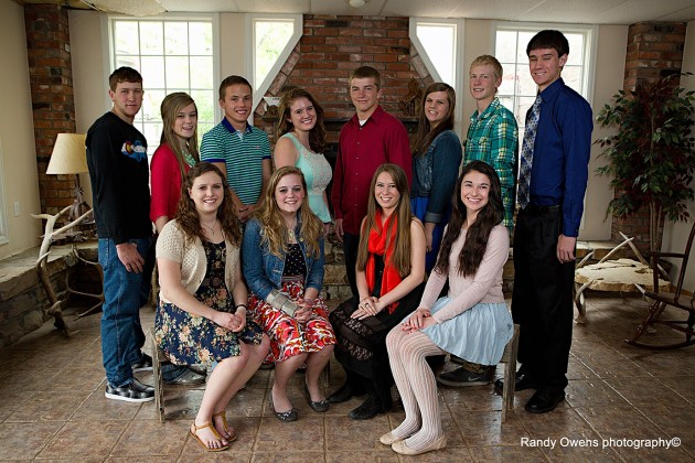 2014 Greeley Stampede Scholarship Winners