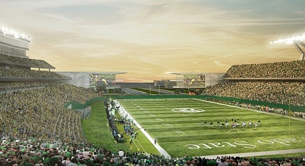 Proposed CSU Stadium