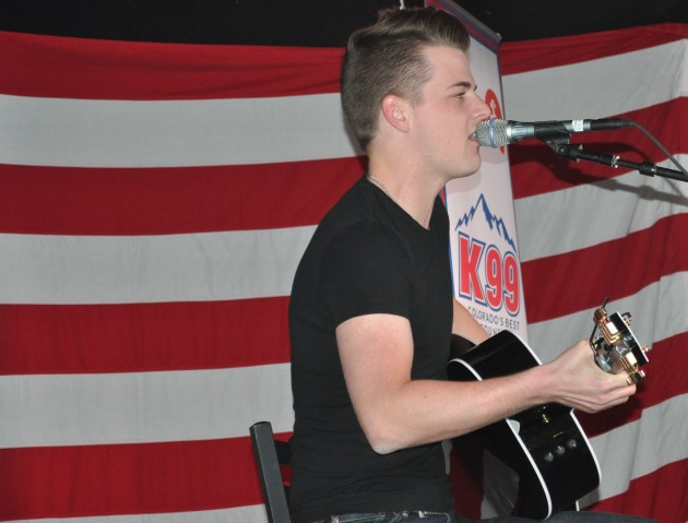 Chase Bryant plays Boot Grill for New From Nashville Series
