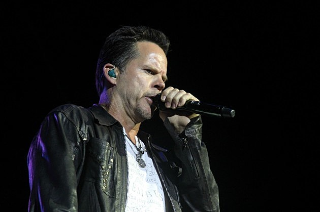 Gary Allan at Cheyenne Frontier Days