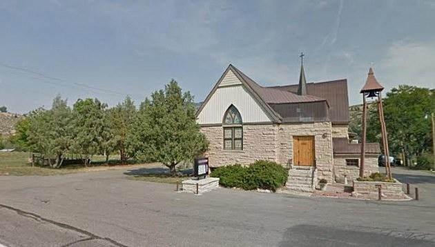 Buckhorn Church in Masonville