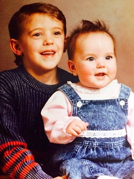 Nick and Vanessa baby pic