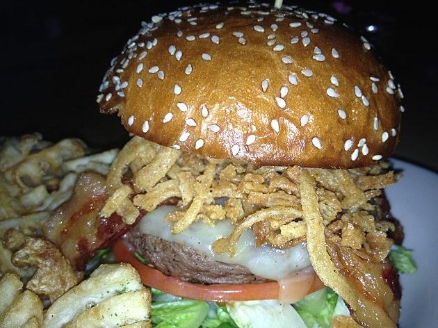 The Lodge Sasquatch Kitchen - LSK Burger