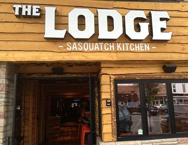 The Lodge Sasquatch Kitchen