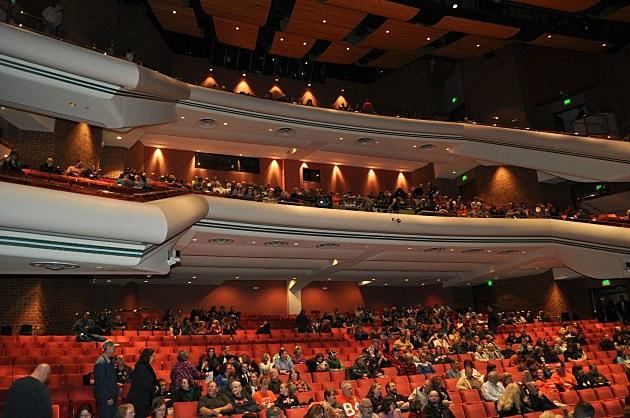 Union Colony Civic Center's Monfort Concert Hall