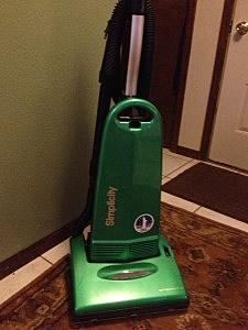 Green Vacuum