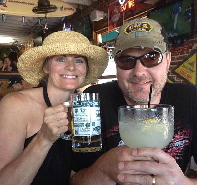 Jenny & Todd Mutt Lynch's Newport Beach, CA