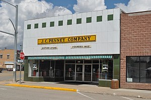 Mother Store for J.C. Penny Company in Kemmerer, Wyoming