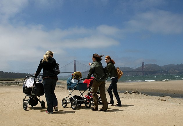 San Francisco Rated Most Walkable City By Research Website