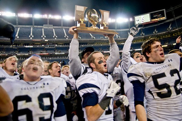 Colorado State High School Football Champions
