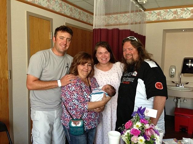 Kirzi and family photo