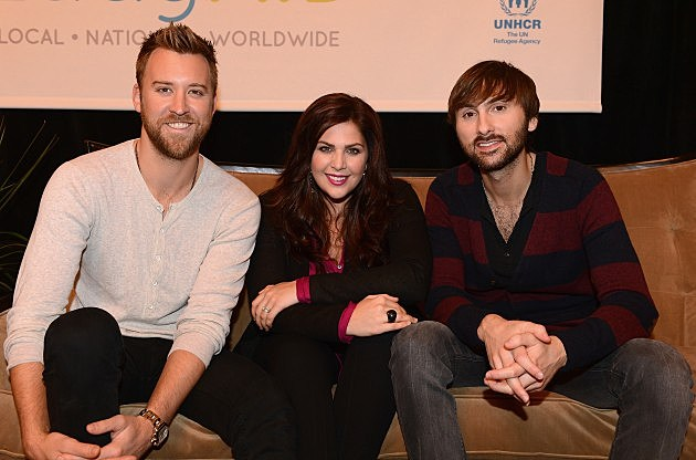 Lady Antebellum Launches LadyAID
