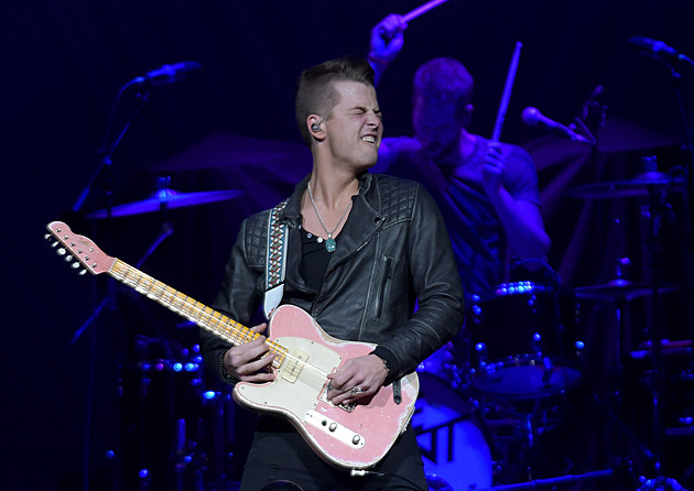 Chase Bryant In Concert - Nashville, Tennessee